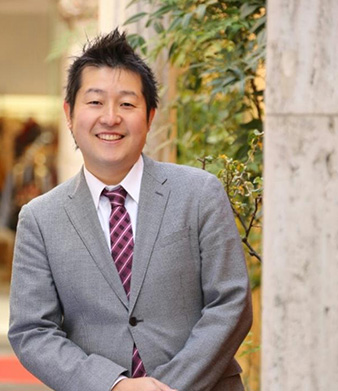 ヒラタ産業のイベントプロデューサー 平田 英樹